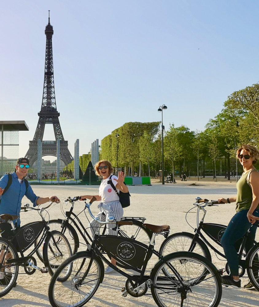 Best tour of Paris