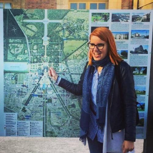 Paris Guide Iryna