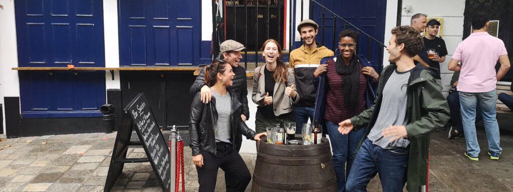 Meet the Boutique Tours Paris Team