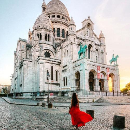 Montmartre by Nathalie Wanders