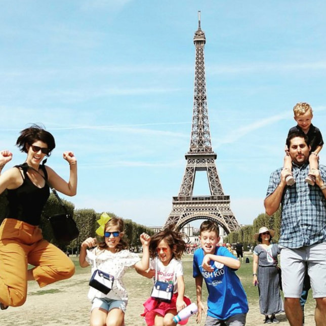 Private Family Eiffel Tower and Bike Tour