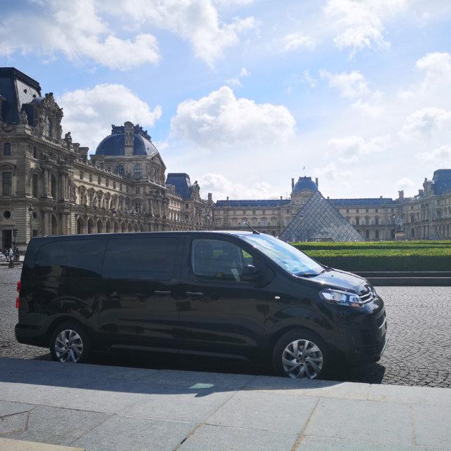 Private Van Tours in Paris and Versailles
