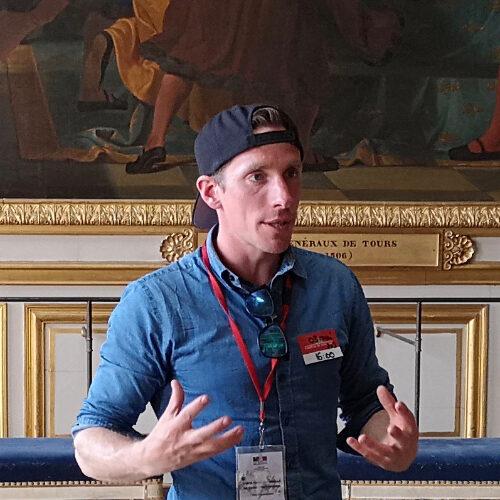 Paris Guide Stu