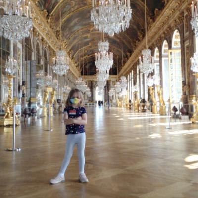 Versailles Familly Bike Tour